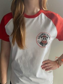 t-Shirt Rood Lillipuckers