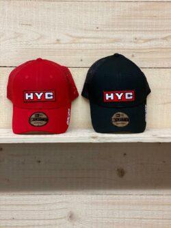 HYC Pet Rood/Zwart letters